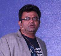 Kushal Patel, National Sales Manager, Acronis India
