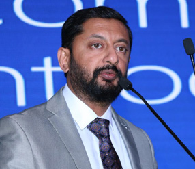 Mr. Mohan Bhat, MD & Co-founder, Accops