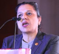 Ms. Puneet Kaur Kohli, Group Executive Vice President IT & CTO, Bajaj Capital