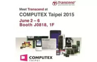 Transcend Exhibits latest Solutions at Computex Taipei