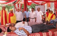 Chandigarh Computer Association Holds Blood Camp