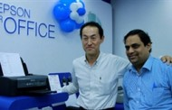 Epson opens its first Exclusive Epson Experience Zone (e³) in Chennai