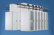 Panduit's New Energy Efficient Cabinet System for Data Center