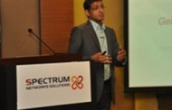 """Spectrum and Microsoft India Hold Discussions on """"Future of IT"""""""