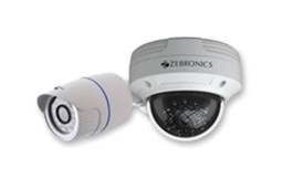 Zebronics launches IP Cameras