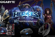 GIGABYTE Heroes of the Storm Sweepstakes 1st Round of Winners Announced