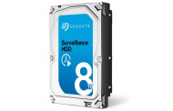 Seagate Brings 8tb HDD for Surveillance Applications