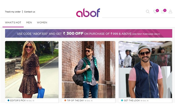 abof new user coupons