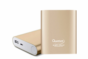 Quantum launches 10,400mAH GOLD POWER BANK