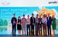 Gemalto Felicitates Partners for Outstanding Contribution