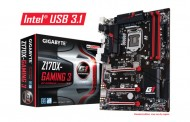 GIGABYTE presents GA-Z170X-Gaming Motherboard
