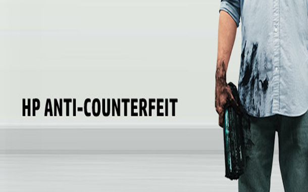 HP takes major step against counterfeiting in India