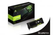 Leadtek announces NVIDIA Quadro M6000 24GB