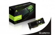 Leadtek announces NVIDIA Quadro M6000 24GB