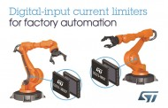 STMicroelectronics improves factory automation with new solution