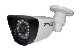 DIGISOL introduces Plastic Bullet AHD Camera with IR LED