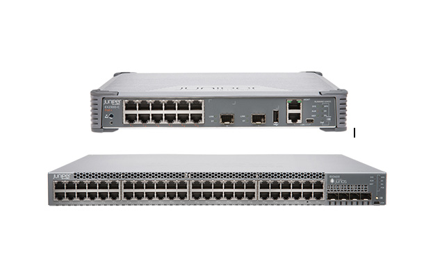 Juniper Introduces New Access Switches for Small and Mid Markets