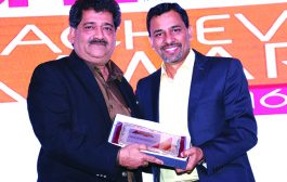 CHAMPAK GURJAR, PRESIDENT, FAAITA IS GIVING AWAY THE AWARD OF ENDPOINT SECURITY VENDOR OF THE YEAR TO SOPHOS
