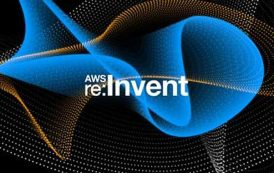 AWS re-Invent, 2016: TO THE NEW gets recognition