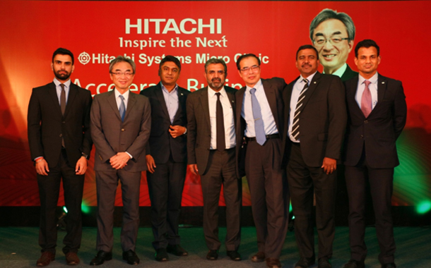 Hitachi Systems Micro Clinic targets 1000 cr. turnover by 2018