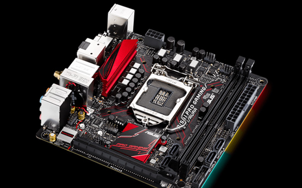 ASUS Launches 2017 Lineup of Z270 Motherboards