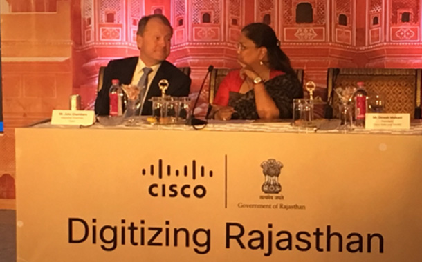 Cisco outlines vision for next phase of Digital Rajasthan