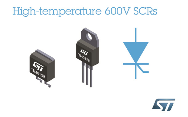 STMicroelectronics presents high-temp Silicon Power Switches