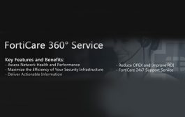 Fortinet's announces FortiCare 360° Cloud security Service