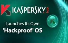 Kaspersky Lab announces commercial availability of Kaspersky OS