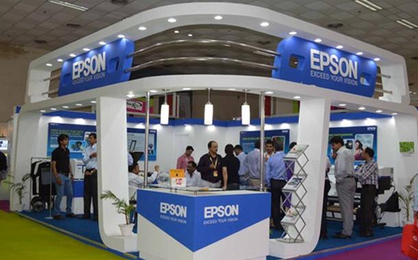 Media Expo 2017: Epson debuts signage printers