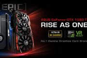 ASUS Announces ROG Strix GeForce GTX 1080 Ti