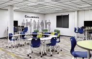 Siemon ConvergeIT™ Cabling Solution Supports PoE Lighting for a Better Education Environment