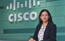 Daisy Chittilapilly, Managing Director, Partner Organisation, Cisco India and SAARC