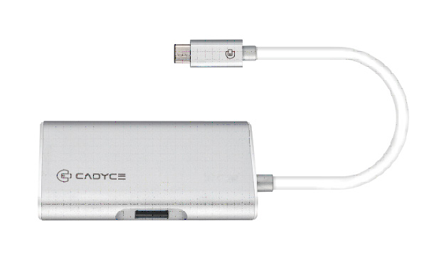 Cadyce Launches USB-C Multi-Port Adapters and Hubs