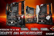 Gigabyte rolls out A320 chipset motherboards for AMD AM4 platform