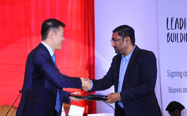 Huawei to expand enterprise footprints in India; join hands with Redington