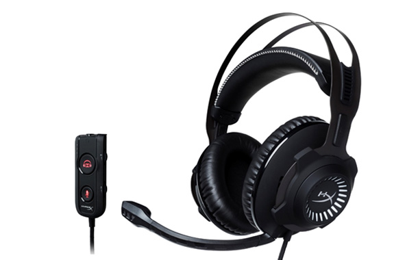 HyperX presents Cloud Revolver S Headset for INR 12,999/-
