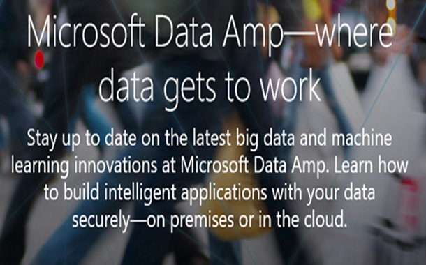Microsoft to announce new AI-focused data strategy at Data Amp