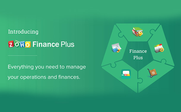 Zoho presents GST-ready Financial Suite - Zoho Finance Plus
