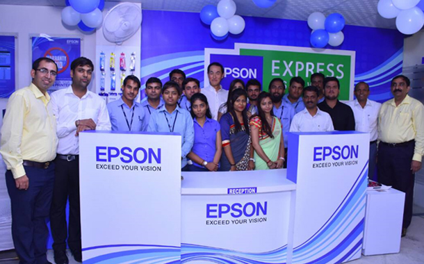 Epson inaugurates new express service centres in the NCR region