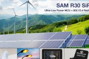 Microchip unveils SAM R30 System for wirelessly connected designs