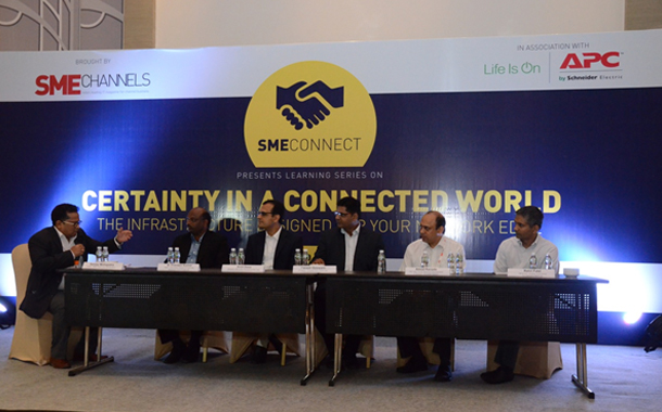 "Schneider Electric Kicks off ""5 City SME Connect"" from Ahmedabad"