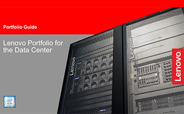 "Lenovo drives ""Intelligence Revolution"" with launch of largest Data Center portfolio"
