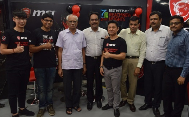 MSI inaugurates a new exclusive store in Kolkata