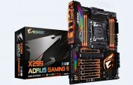 Computex 2017: GIGABYTE announces new AORUS gaming motherboards