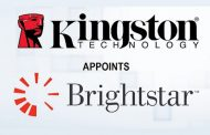 Kingston appoints Brightstar as Its ND for Flash Business in India