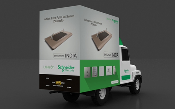 Schneider Electric flags off mobile van campaign across 100 cities in India