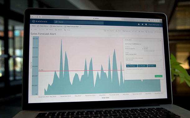Tableau makes Tableau 10.3 available