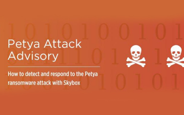 Petya Ransomware – Detection and Response: Skybox Security Report