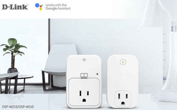 D-Link Smart Plugs Support the Google Assistant